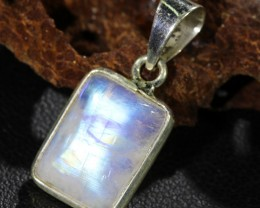 Beautiful natural Cabochon Moonstone Pendant SU1011