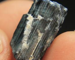 Wow Amazing Blue Cat's Eye Tourmaline Crystal From Pakistan