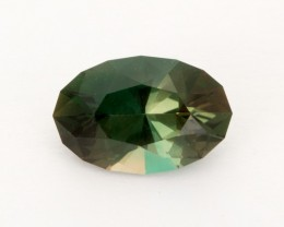 3ct Green Standard Oval Sunstone (S2545)