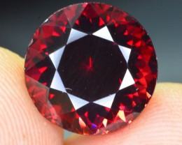 9.15 CT TOP QUALITY STUNNING RHODOLITE GARNET GEMSTONE FOR JEWELRY