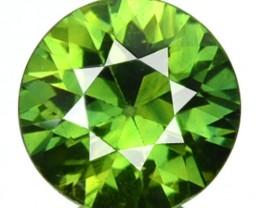 Brilliant Cut 1.15 ts Natural Corundum Green Sapphire Srilanka