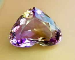 21.15 Crt Natural Ametrine Top Quality Faceted Gemstone (R 152)