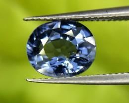 0.93 Crt Natural Blue Spinel Faceted Gemstone (963)
