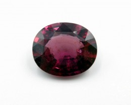 Rare RED Sapphire Unheated Loose, Lotus Certified