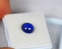 4.01ct Natural Ceylon Blue Sapphire Cabochon Lot GW1002