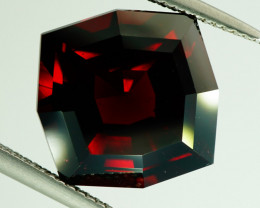 Unheated - 12.42 ct Natural Rhodolite Garnet – IGE Certificate