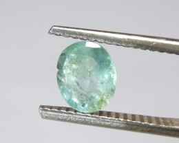 0.82cts  Emerald , 100% Natural Gemstone