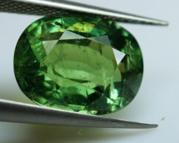 Unheated   4.18 ct  Natural  Demantoid  Sri Lanka – IGE Certificate
