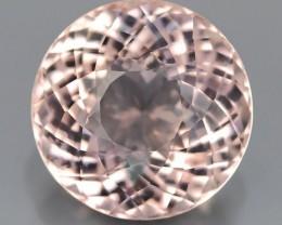 Unheated   8.79 ct  Natural Morganite Sri Lanka – IGE Certificate