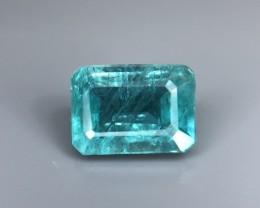 1.05 CT Natural Rare Grandidierite Beautiful Faceted Gemstone S32