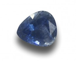 Natural Blue Sapphire |Loose Gemstone| Sri Lanka - New