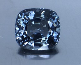 2.22 Cts Untreated Blue Spinel Excellent Color ~ Burma Sa1
