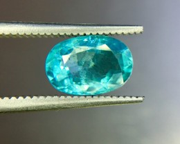 1.65 Crt Natural Apatite Faceted Gemstone (R 154)