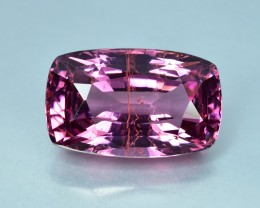 3.87 Cts Superb Lustrous Natural Sri Lankan Purple Pink Spinel