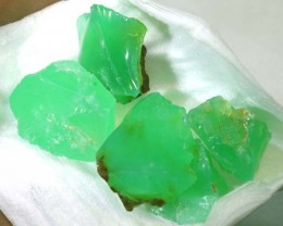 27.45CTS CHRYSOPRASE   PARCEL ROUGH RG-2669