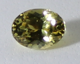 Yellow Grossular Garnet 2.15ct