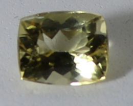 Yellow Scapolite 4.15ct