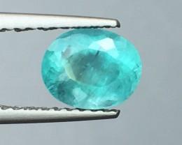 Rare Clarity 1.10 Cts Grandidierite World Class Rare Gem ~ Madagascar Kj94