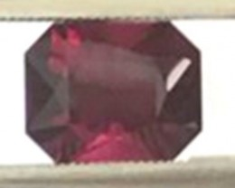 2.19 ct Custom Cut Pinkish Red Umbalite Garnet - Malawi