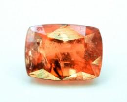 NO Reserve 0.80 carats Extremely Rare Fanta Triplite Loose Gemstone