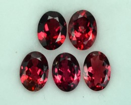 4.18 Cts Fabulous lustrous Red Burmese Spinel