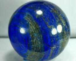 5970 CT Natural lapis  lazuli Carvid Ball Stone Special Shape