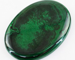 Genuine 683.00 Cts Malachite Cabochon