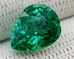 4.40CT GREEN SPODUMENE BEST QUALITY GEMSTONE IGC423