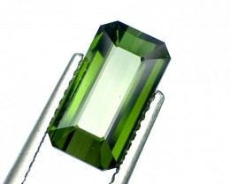 3.75Cts Marvelous Green Tourmaline