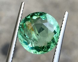 5.68cts Certified Lusterous  Paraiba