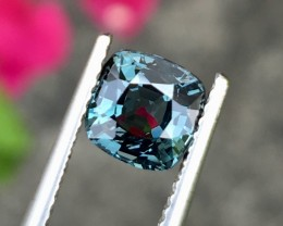 1.50Cts Certified Marvelous VVs Spinel