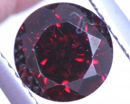 2.1CTS GARNET CAB FACETED CG-2414