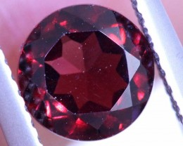 1.5CTS GARNET CAB FACETED CG-2417