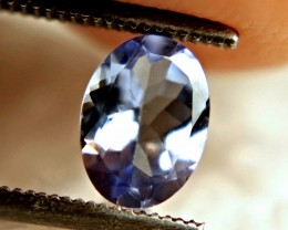 0.94 Carat VVS African Tanzanite - Lovely