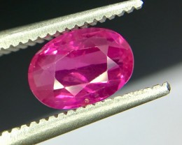 1.22 Crt GIL Certified Natural Ruby Faceted Gemstone
