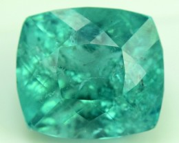 No Reserve - 4.25 cts Mine Cut Beautifull Paraiba tourmaline gemstone From