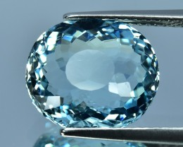 4.62 Cts Beautiful Natural African Aquamarine