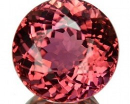 ON HOLD - DONT BID Bright Orangey Red Brilliant Tourmaline - Mozambique G30