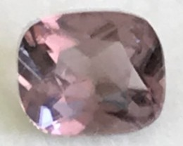Lilac - Violet Cushion Cut .95 ct Spinel - Burma