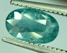 0.70 Crt GIL Certified Paraiba Tourmaline Faceted Gemstone (R 160)