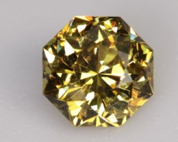 1.43 CT MALI GARNET - CUSTOM CUT!  VVS1!