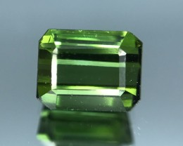 1.14 CT NATURAL GREEN TOURMALINE HIGH QUALITY GEMSTONE S46