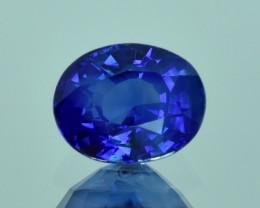 2.45 Cts Beautiful Natural Sri Lankan Blue Sapphire