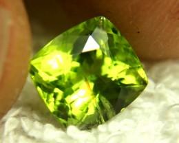 3.25 Carat Vibrant Green SI Himalayan Peridot - Gorgeous