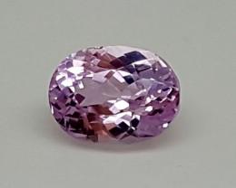 2.45 Cts PINK KUNZITE Best Grade Gemstones JI 17