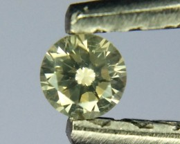 0.09 Crt Natural Daimond Faceted Gemstone (972)