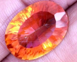 10.75CTS ORANGE QUARTZ LG-2021