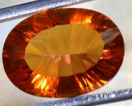 10.65CTS ORANGE QUARTZ LG-2022
