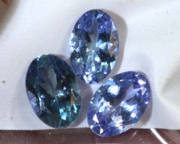 1.3CTS TANZANITE VIOLET BLUE PARCEL PG-2478