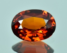 1.23 Cts Fabulous Beautiful Natural Spessartite Garnet